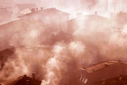 Le Bol d'air des villes les plus polluées du monde