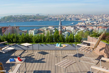 istanbul rooftop hotel